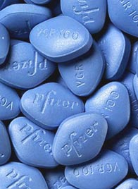 What color is viagra